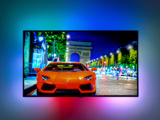 DreamScreen HDTV Backlighting and Total Surround Kits for $154