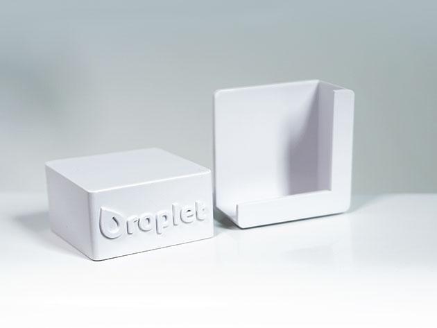 Droplet Shower Phone Holder: 2-Pack for $19