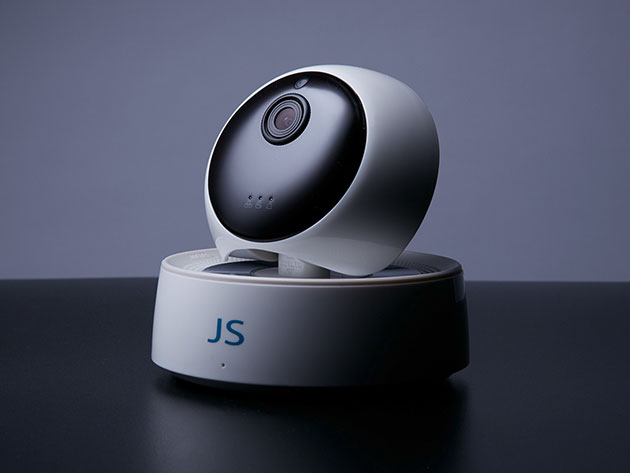 JS Innovations WiFi Smart Home Security Cameras for $157