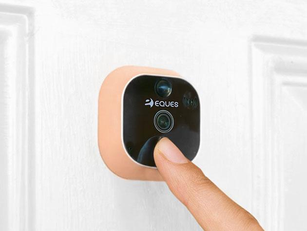 VEIU Mini Smart Video Doorbell for $149