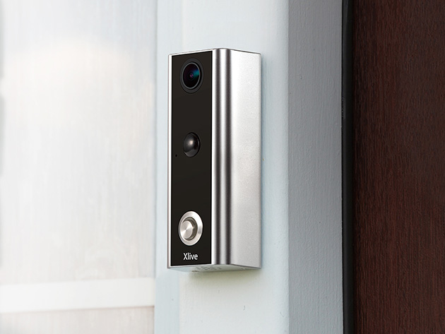 XLive 1080p Smart Doorbell for $139