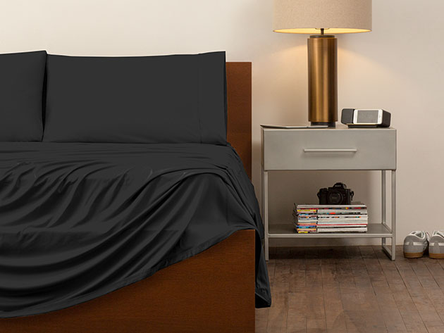 SHEEX Original Performance Sheet Set (Black) for $148