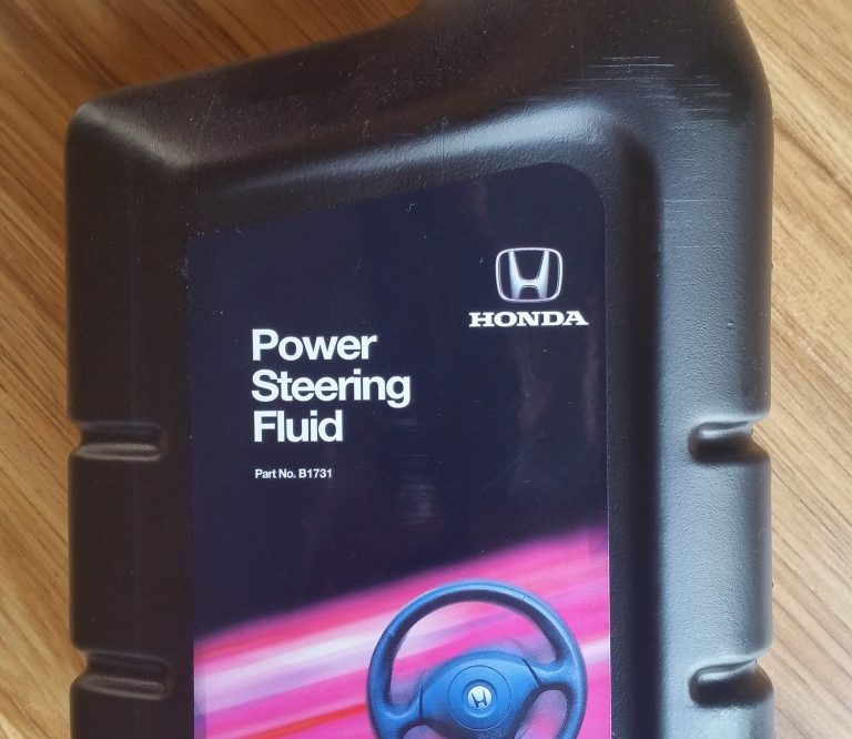 Honda CRV 2007 Power Steering Oil