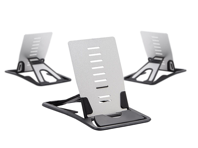 Credit Card Sized Smartphone & Tablet Stand: 3-Pack for $19