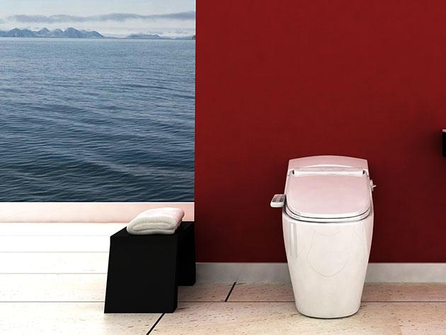 Bio Bidet Luxury Bidet Toilet Seats for $499