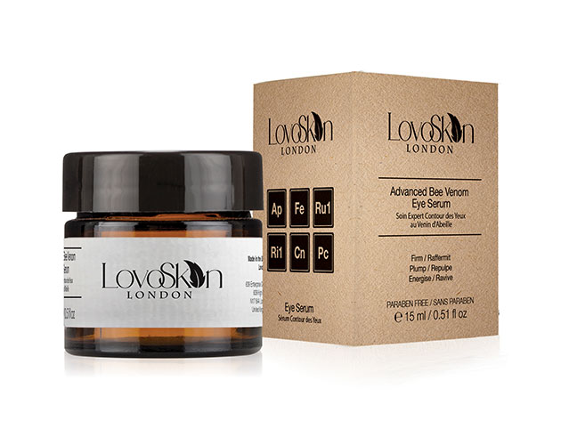'LovoSkin London' Advanced Bee Venom Eye Serum for $39