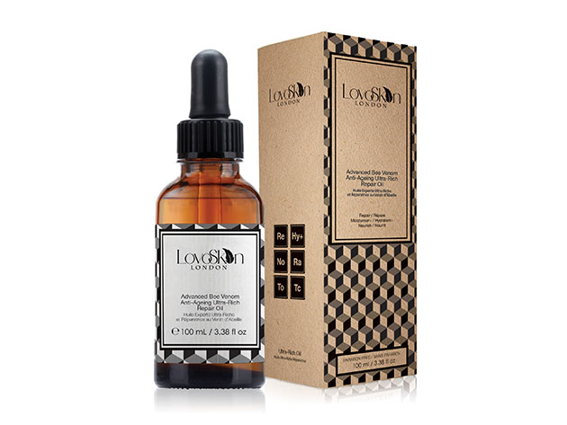 'LovoSkin London' Bee Venom Ultra-Rich Repair Oil for $44