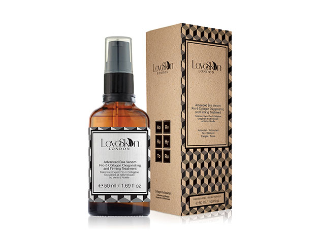 'LovoSkin London' Bee Venom Collagen Oxygenating & Firming Treatment for $44