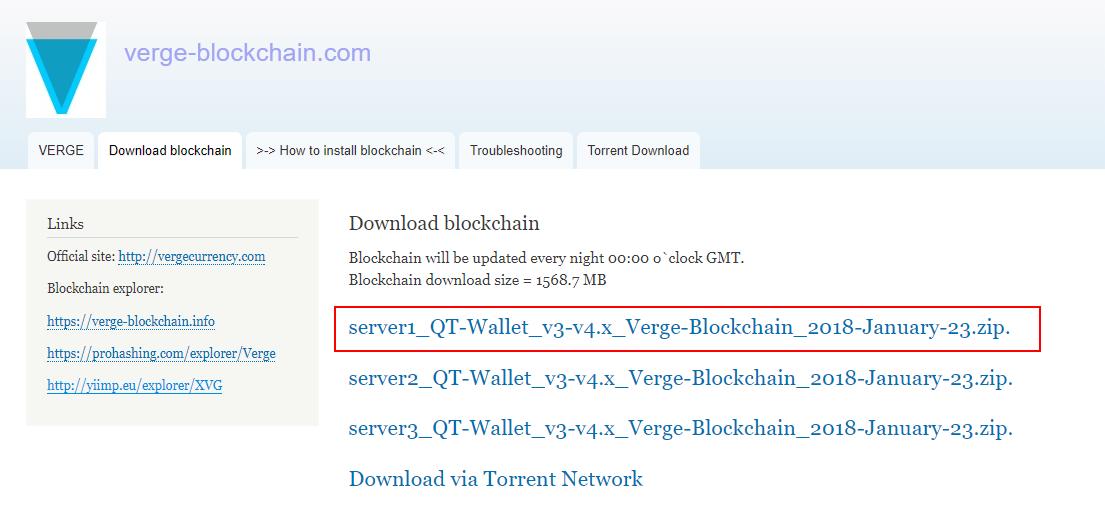 Business Legions - Verge Mining - Download Blockchain