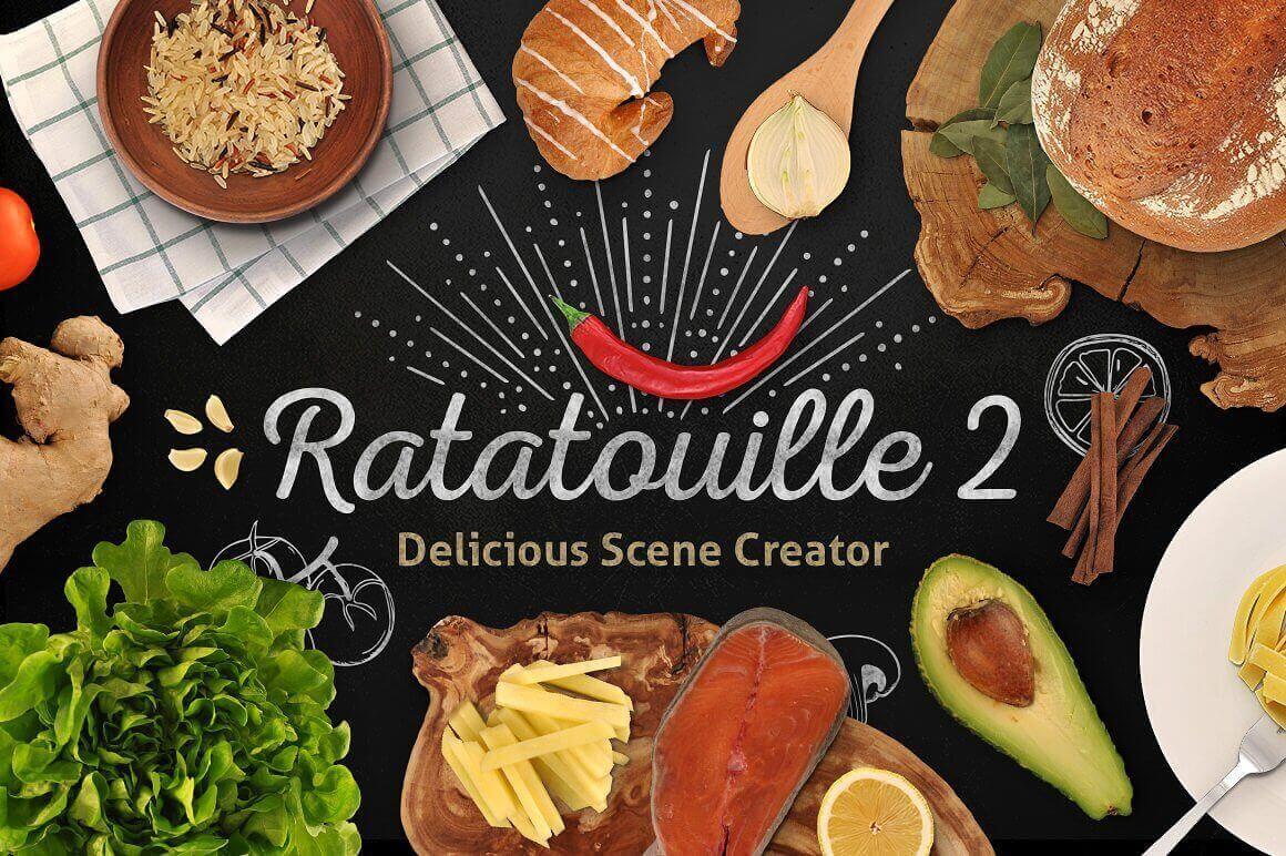 Ratatouille 2: Delicious Scene Creator – only $14!