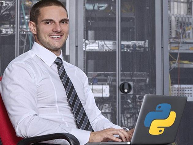 Python Network Programming Bundle for $19