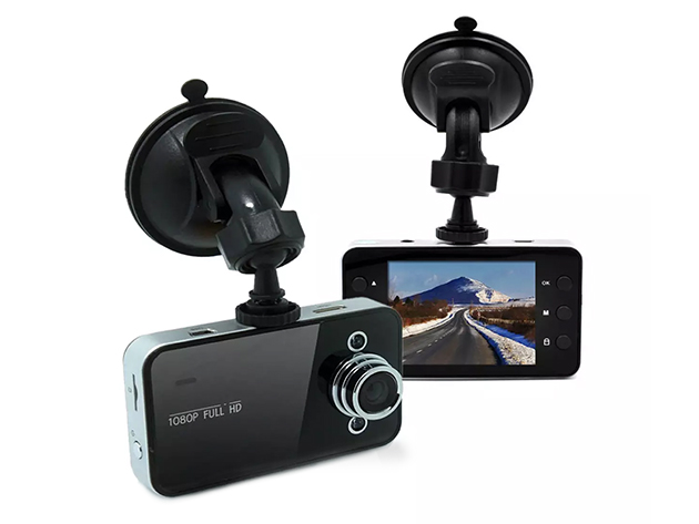 High Definition Dash Cam for $25
