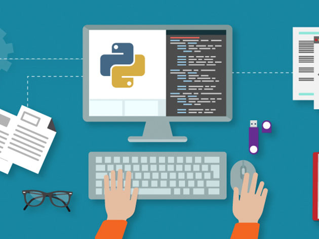 The Complete Python Programming Bundle for $19