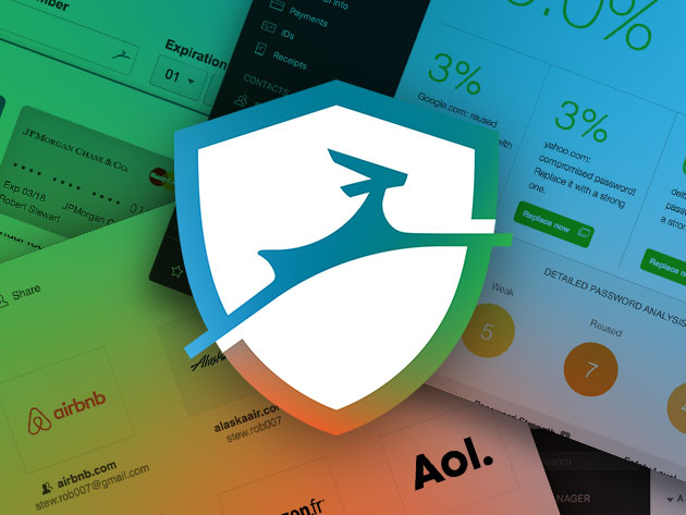 Dashlane Password Manager: Premium Subscriptions for $19