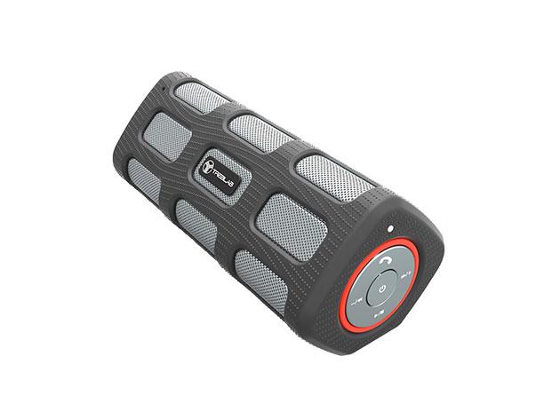 TREBLAB FX100 Rugged Bluetooth Speaker for $49