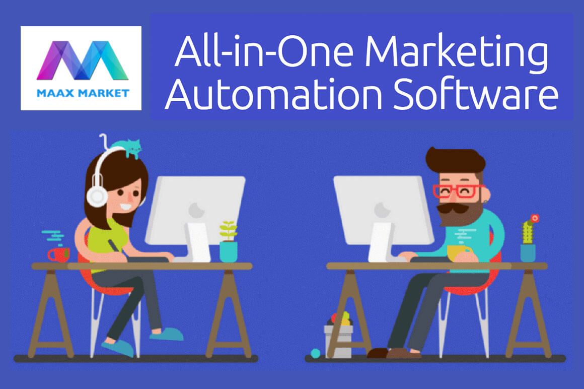 Take Full Control of Email, Social and SEO with All-In-One Marketing Automation Platform – 87% off!