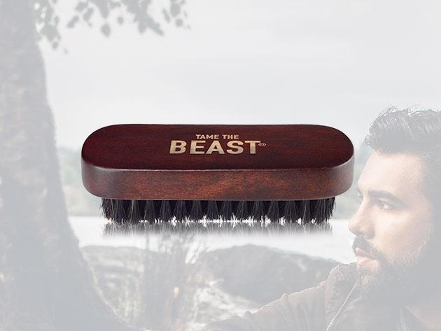 Tame The Beast Beard Set for $19