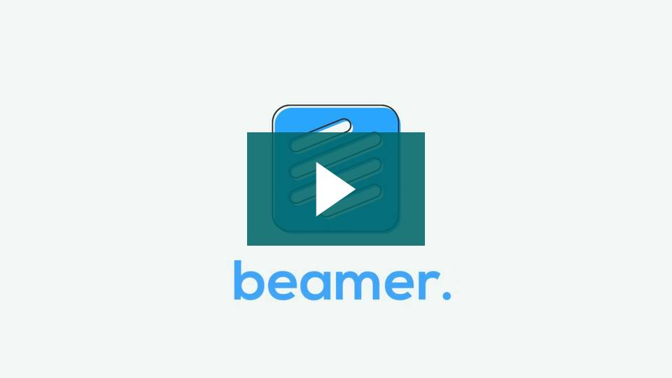 Lifetime Access to Beamer AppSumo Plan for $49