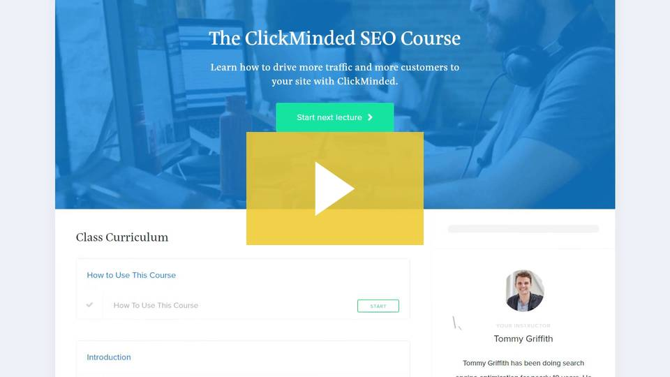 Lifetime Access to ClickMinded for $149