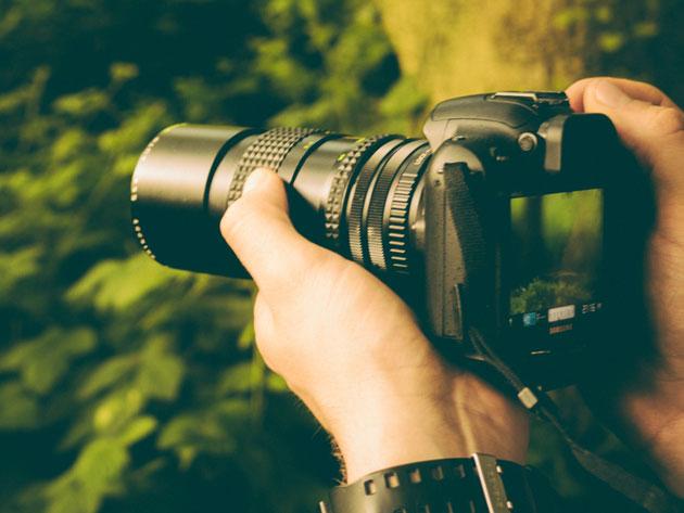 DSLR Photography Course Bundle for $24