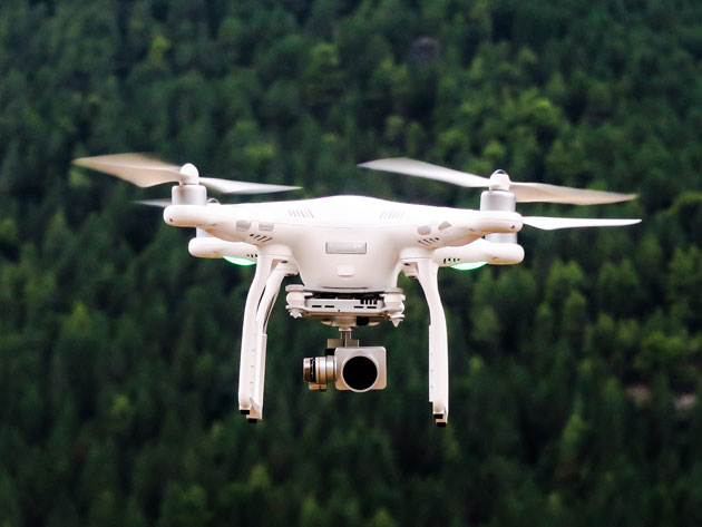Drones: Learn Aerial Photography and Videography Basics for $15