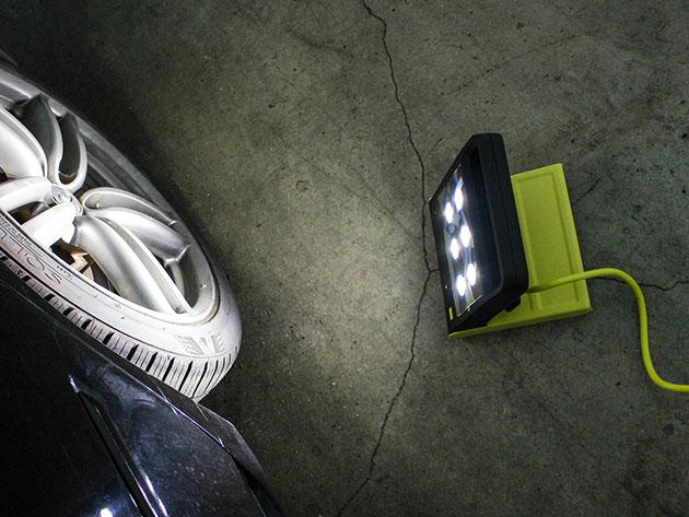 PowerShell Folding Work Light for $59