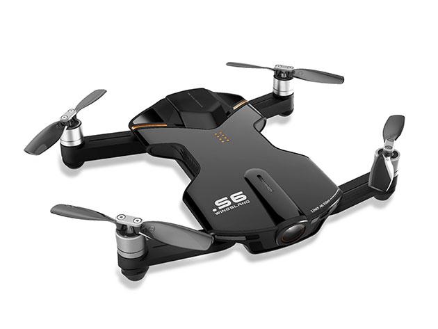 Wingsland S6 4K Pocket Drone for $249
