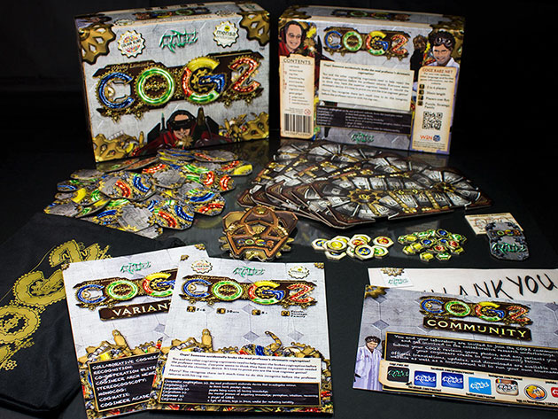 COGZ Board Game for $33