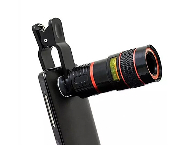 8x Telephoto Smartphone Lens for $12