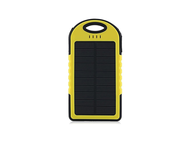 Universal Waterproof Solar Charger for $13