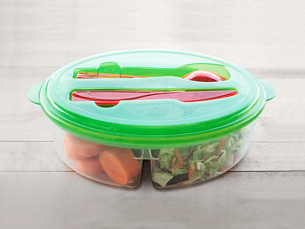 Salad-to-Go Container for $11