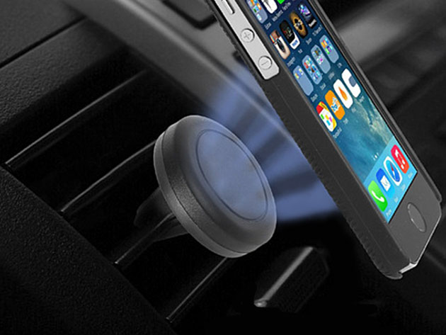 Universal Magnetic Car Vent Mount for $7