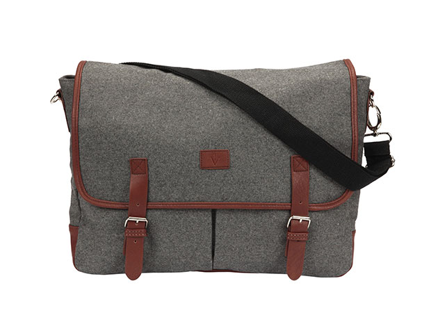 1Voice 10,000mAh Charging Messenger Bags for $49