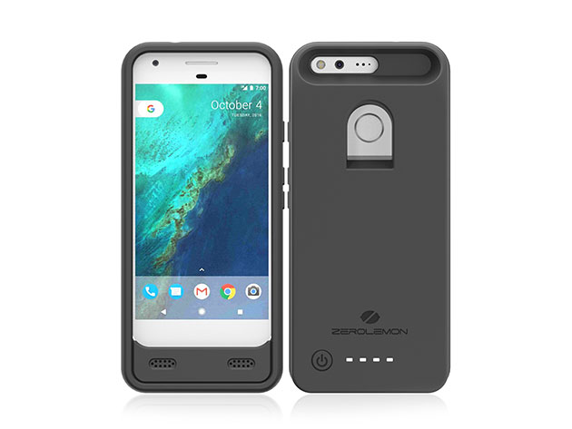 ZeroLemon Battery Cases for Google Pixel and Pixel XL for $36