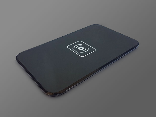 Qi Wireless Fast Charging Pad for $14