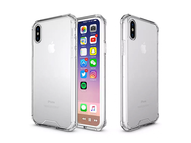 iPhone X Hybrid Cases for $12