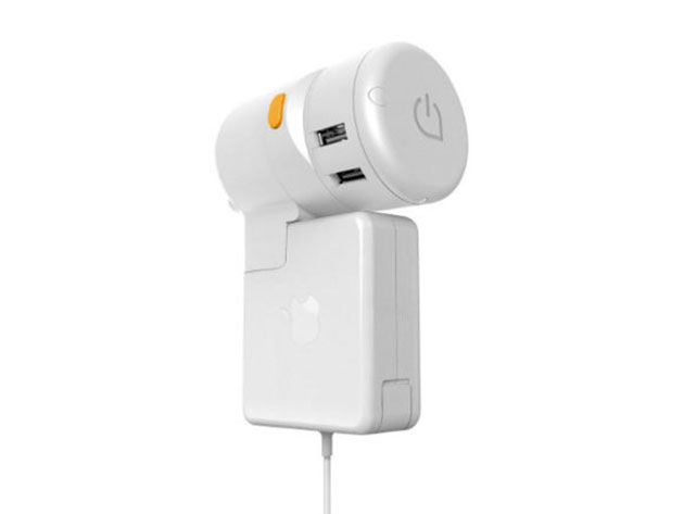 Twist Plus World Charging Station (White) for $31