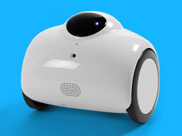 Zubot Interactive HD Surveillance Smart Robot for $134