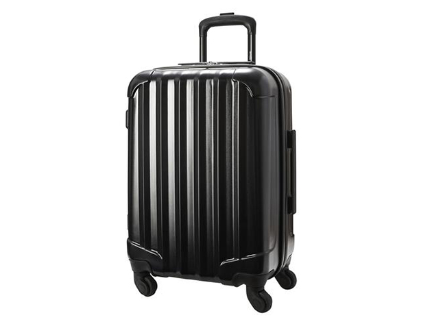 Genius Pack Aerial Hardside Carry On Spinner for $178