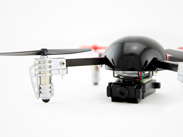 Micro Drone 2.0+ with HD-Camera for $89