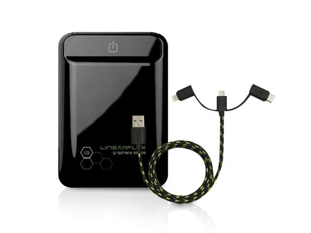 Graphene 11K Pocket HyperCharger + Triton Cable for $39
