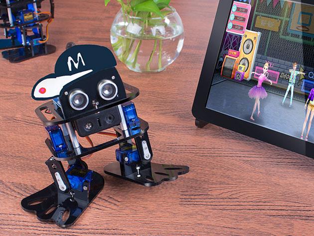 SunFounder Nano DIY 4-DOF Robot Kit for $49