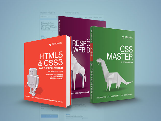 Ultimate Web Development eBook and Course Bundle for $19