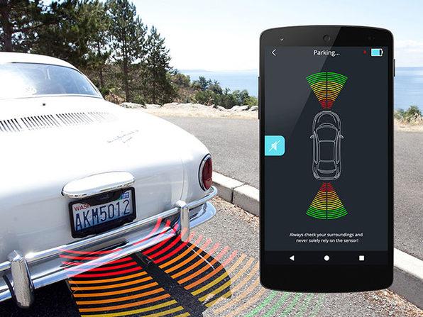 FenSens Smart License Plate Frame for $119