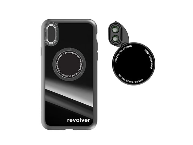 Ztylus Revolver M Series iPhone Lens Kit for $49