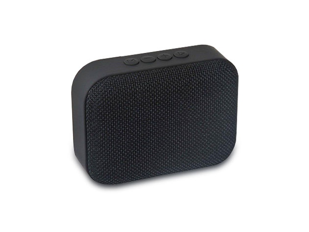 STK Portable Wireless Fabric Speaker for $14