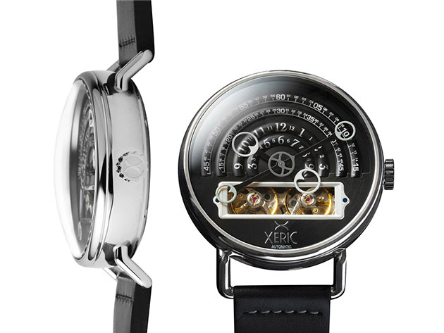Xeric Halograph Automatic Watch for $349