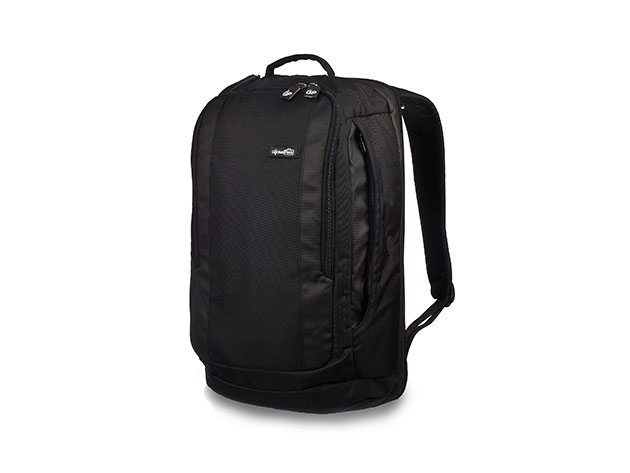 Genius Pack Travel Backpack with Integrated Garment Suiter for $179