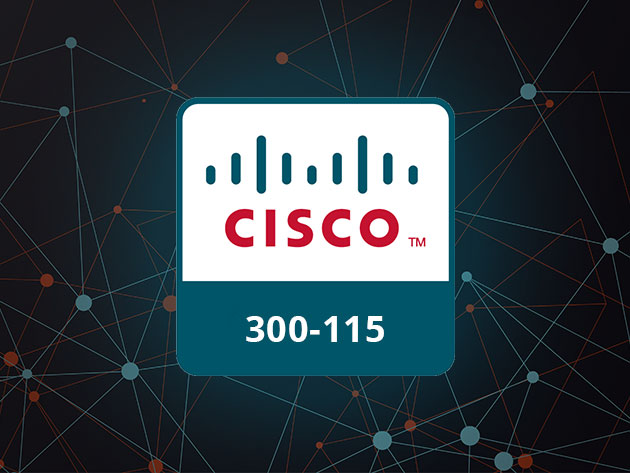 The Complete Cisco Network Certification Training Bundle for $59