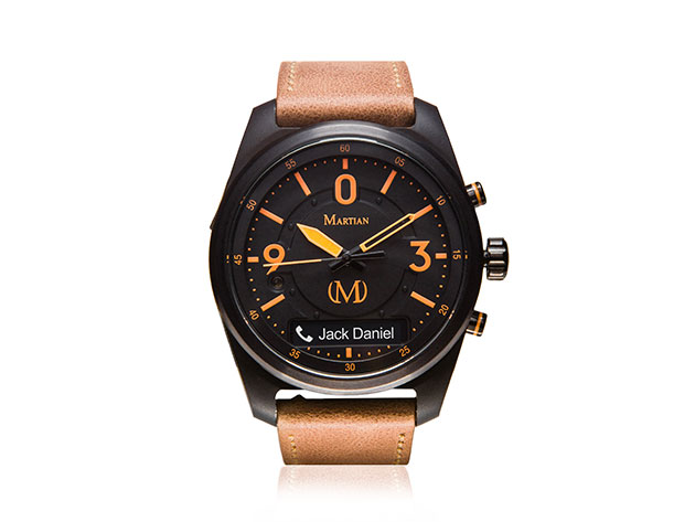 Martian mVoice Smartwatch with Amazon Alexa (PTL02) for $69